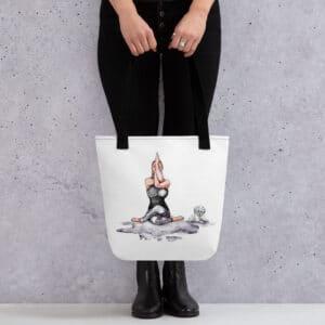 Tote Yoga bag